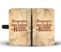 Kisses From Heaven Wallet Case