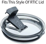 RTIC Lid Seal Gasket for 2nd Generation Tumbler, 3 Pack