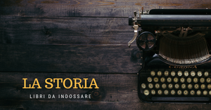 Libri da indossare: la storia di come nasce l'idea Readress