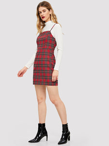 Tartan Cami Dress