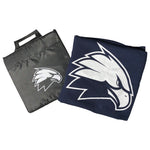 Foothills Eagles Football Stadium Seat and Blanket
