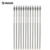 Image of 6/12/24 pcs Carbon Arrow Length 28/30/32 Inches Diameter 7.8mm Spine 500 for Recurve Bow Archery Hunting Shooting