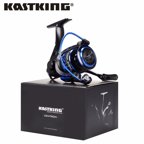 KastKing Centron Spinning Reels 9+1 BB Light Weight Carp Fishing Reel 9KG Max Drag Power Freshwater Spinning Fishing Reels