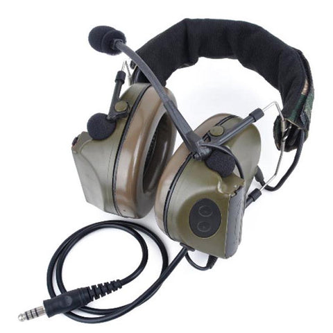 Noise Canceling Hunting Shooting Headphone