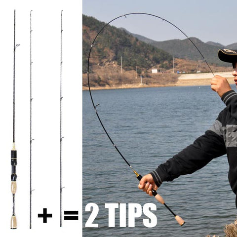 1.8m 0.8-5g Lure Weight Ultralight Spinning Rods