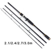 Image of 2.1m 2.4m 2.7m 3.0m 100% Carbon Fiber Rod