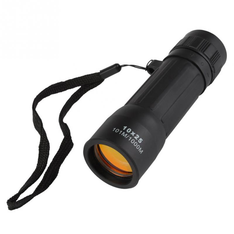 10x25 High Quality Telescope Scope For Hiking Hunting