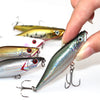 Image of Walk Fishing 1Pcs 7cm 7.2g Popper Fishing Lures