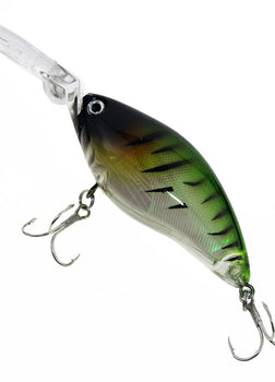 1PCS Floating Deep Diving Fishing Lures