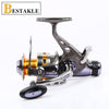 Image of HOT Selling High Quality Cheapest Spinning Reel Fishing Reel 1000-9000 Series Pre-Loading Spinning Wheel  Ball Bearing Reels 04