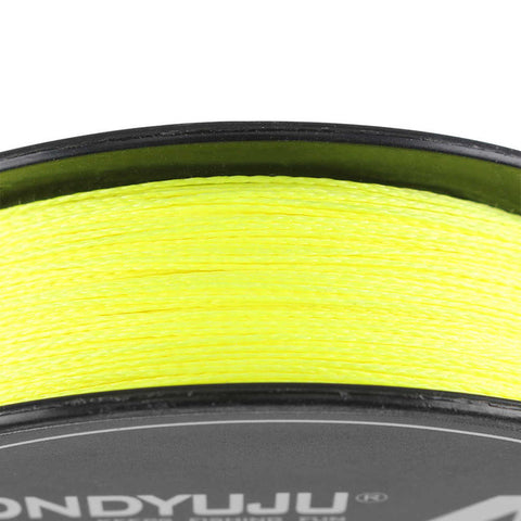 100m 4X Braided Fishing Line