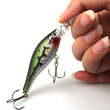 3D Eye Wobbler Fishing Lure