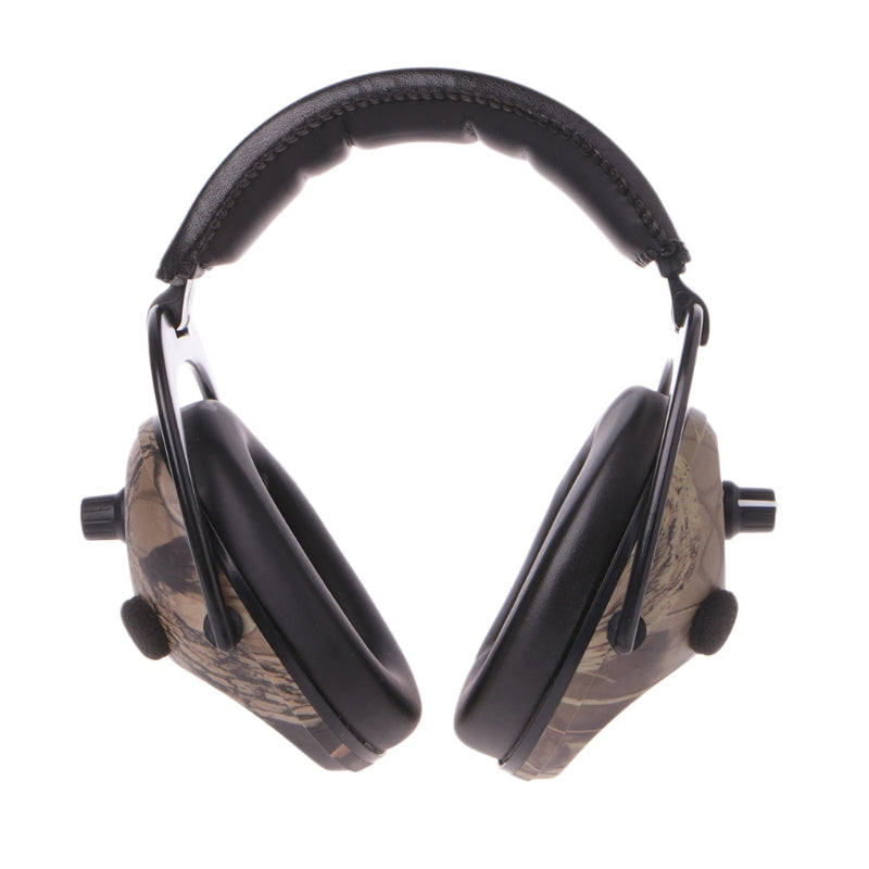Electronic Ear Muff Headphones