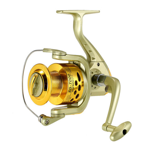 6BB Ball Bearings Spinning Fishing Reels