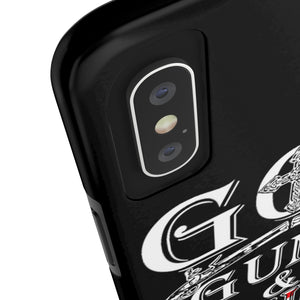 God Guns Trump Case Mate Tough Phone Cases