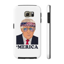 Merica Trump Case Mate Tough Phone Cases