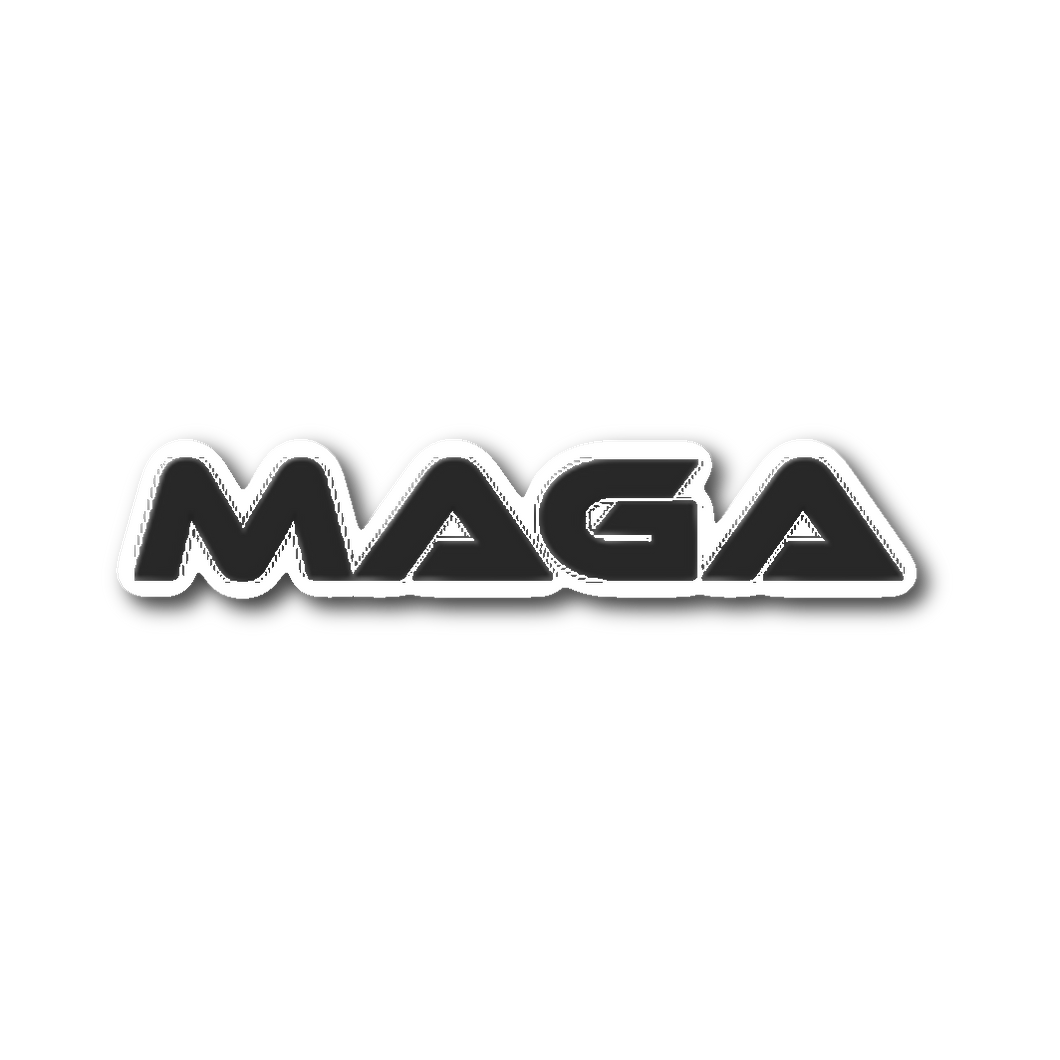 MAGA Sticker