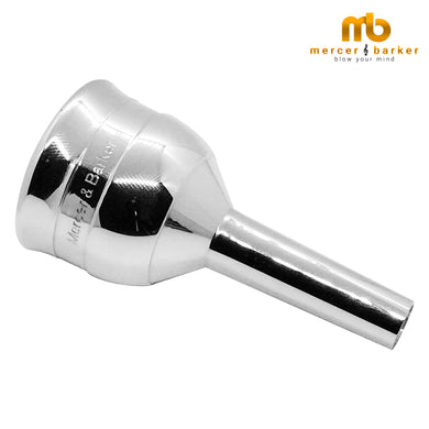 Mercer and Barker MB1 Tuba Mouthpiece