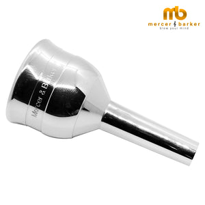 Mercer and Barker MB3 Tuba Mouthpiece