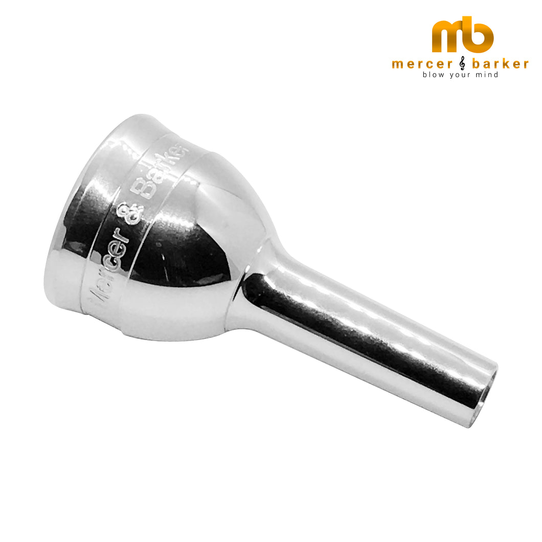 Mercer and Barker MB5F Euphonium Mouthpiece