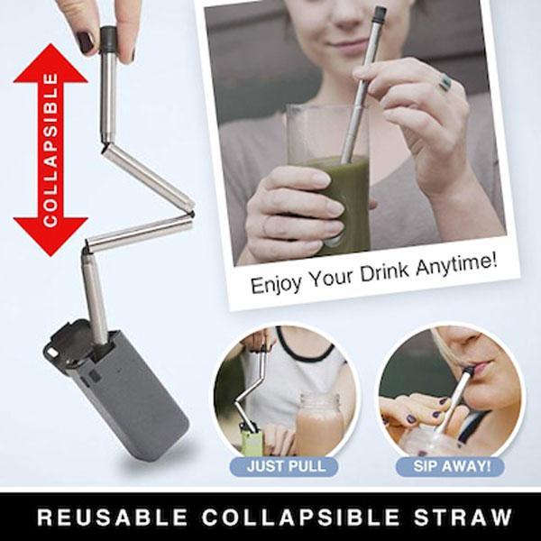 FinalStraw - Outdoor Portable Straw
