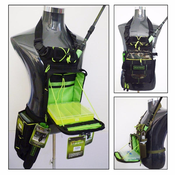 Fishing Tackle Storage Bag