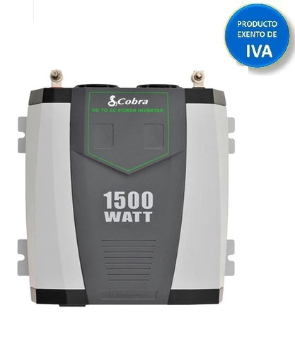 INVERSOR 1500W 12V ONDA MODIFICADA PS1500W12C.