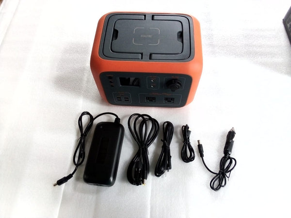 Solar Kit Box 500WH Power Supply