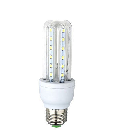 BOMBILLO AHORRA LED FORT 7W 12V-24V