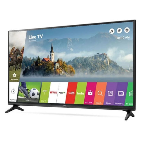"Televisor Solar 43"" LED LG Smart TV 24VDC"
