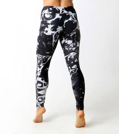 Charcoal Long Leggings