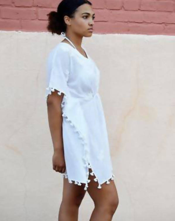 Casablanca Kaftan/cover up
