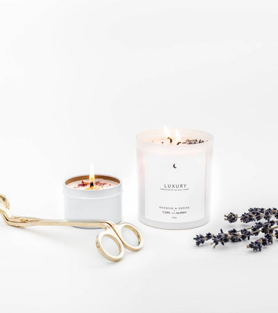Luxury Hand Poured Soy Candle