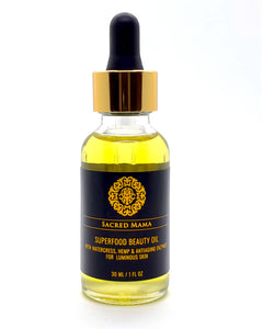 SUPERFOOD BEAUTY OIL