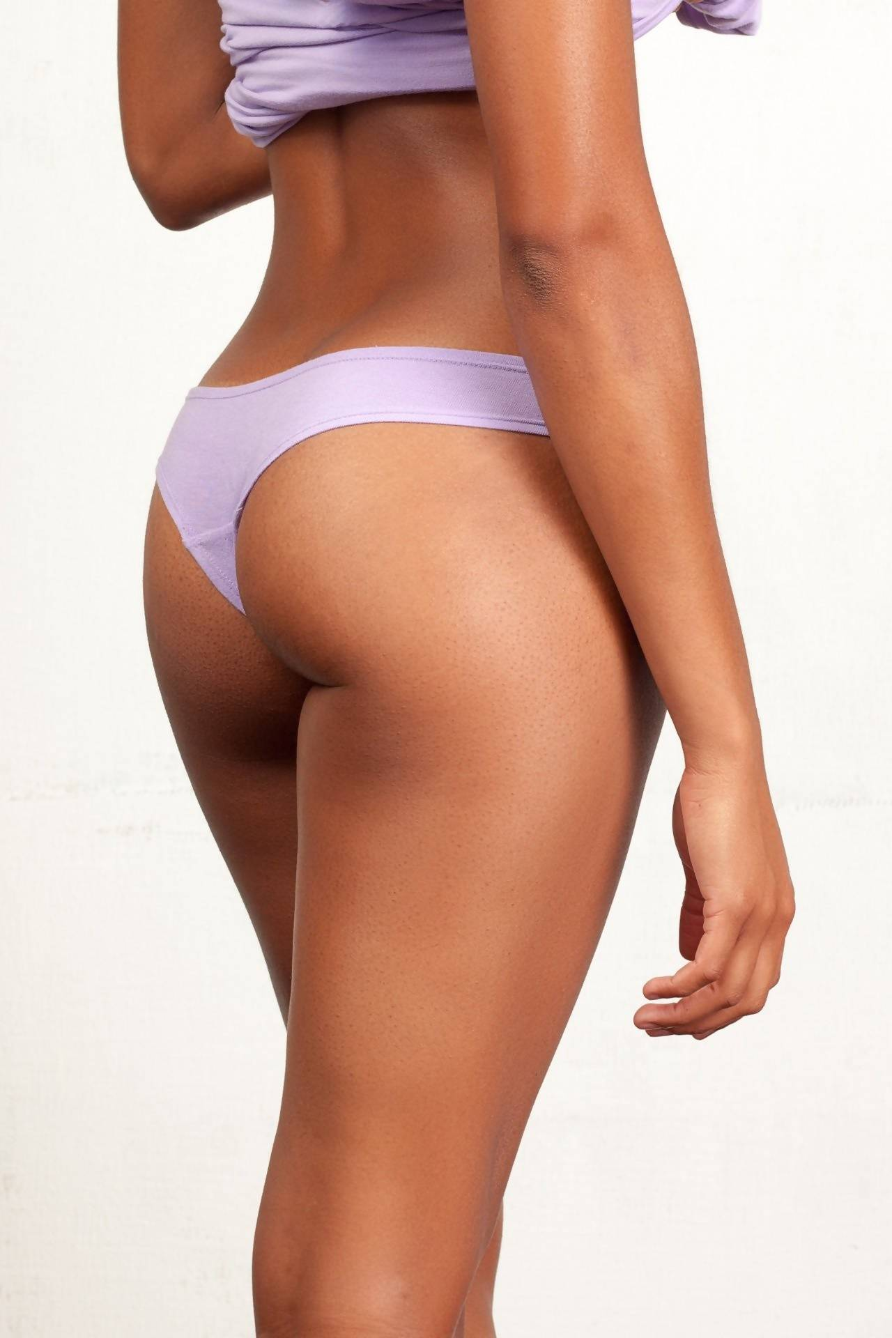 The Pamela- Cheeky Brazilian in Lavender