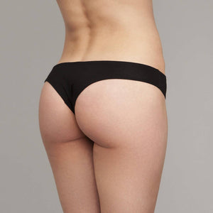 The Pamela- Cheeky Brazilian in Black