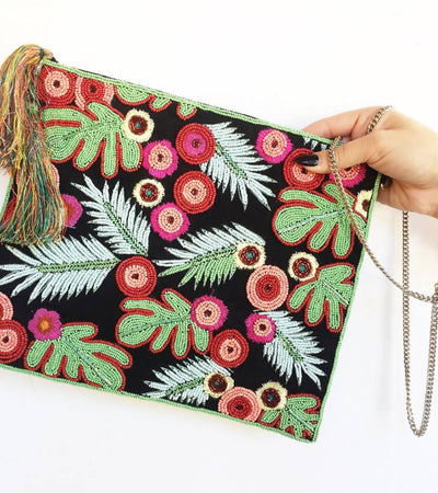 Evergreen Clutch
