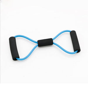 Engadgetry Elastic Resistance  Band for Pilates and Crossfit