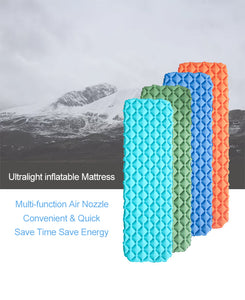 Engadgetry Ultra Light Waterproof Outdoor Inflatable Mattress
