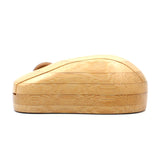 jw08 Wireless Wifi Bamboo Wood Mouse
