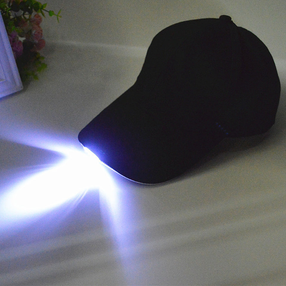 jw08 LED Lit Baseball Caps
