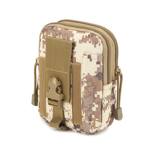Engadgetry Waterproof Tactical Waist Belt Bag