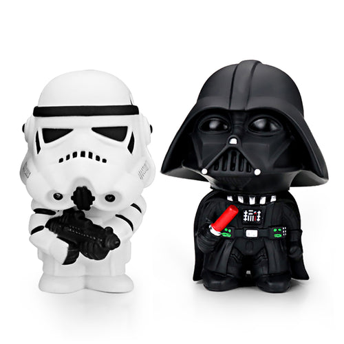 Engadgetry Star Wars Darth Vader & StromTrooper Car Interior Dashboard Decoration