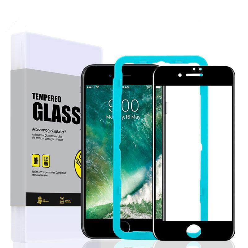 jw08 Tempered Glass iPhone Screen Protection