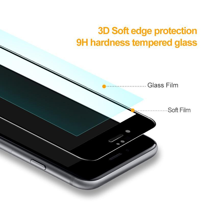 Engadgetry Tempered Glass iPhone Screen Protection