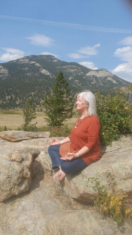 Meditate KC Teacher Clara Vaughn