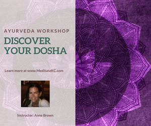 Sat. March 14 - Discover Your Dosha