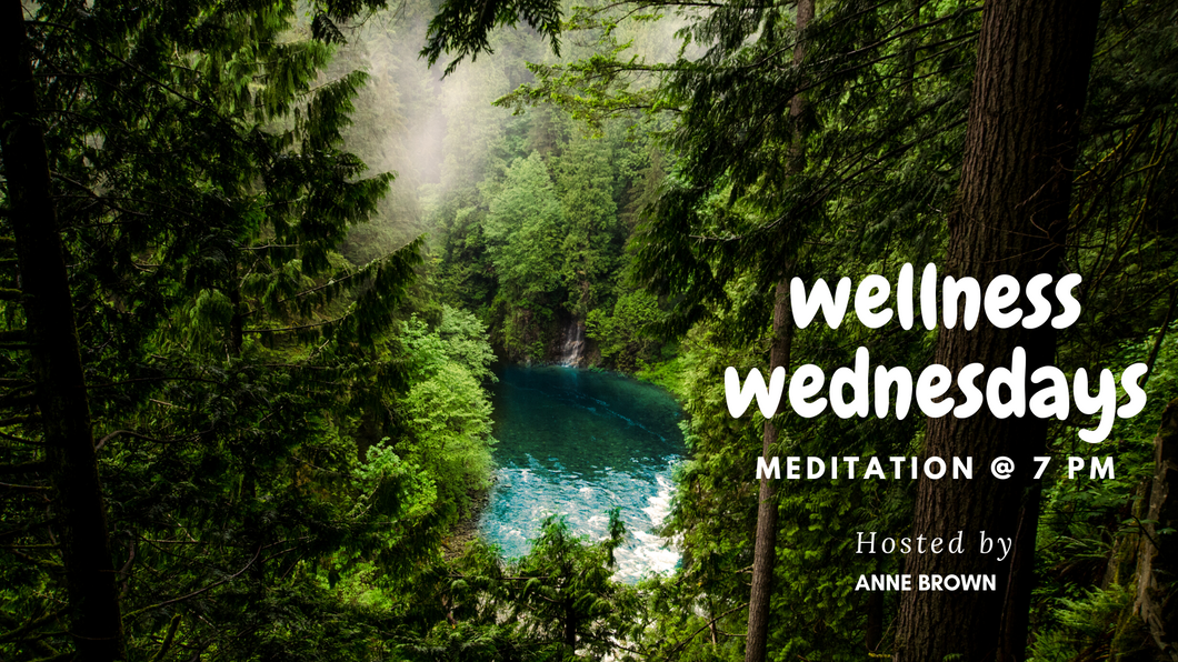 Wellness Wednesdays - Every Wednesday at 7 p.m. CST