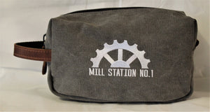 Mill Station No. 1 Dopp Bag