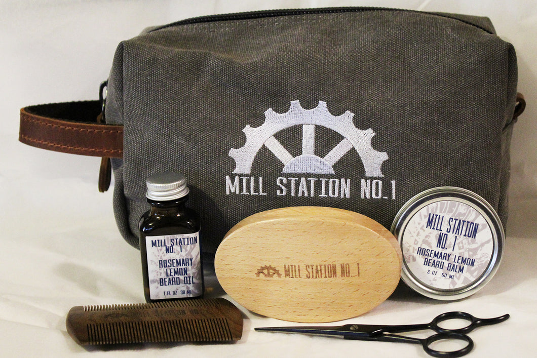 Mill Station No.1 Beard Kit